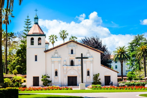 November 2020 Speech Code of the Month: Santa Clara University