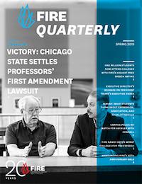 FIRE Quarterly Spring 2019