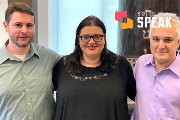 So to Speak podcast: 'The Grievance Studies Affair'