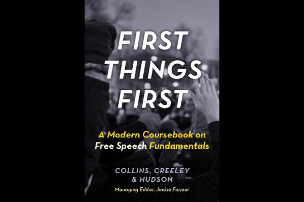 First Amendment textbook