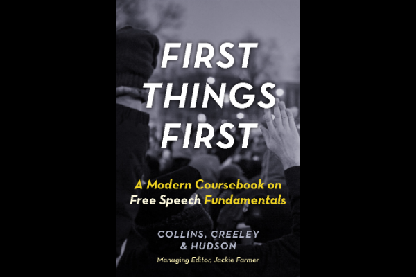 New First Amendment coursebook released — and you can download a free copy!