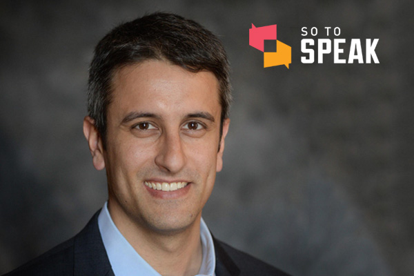 So to Speak podcast: Free speech, privacy, and President Trump's Twitter account with Alex Abdo