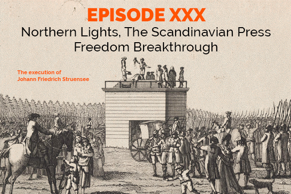Clear and Present Danger – Episode 30: Northern Lights, The Scandinavian Press Freedom Breakthrough