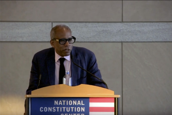 Randall Kennedy addresses the 2019 FIRE Student Network Conference [VIDEO]