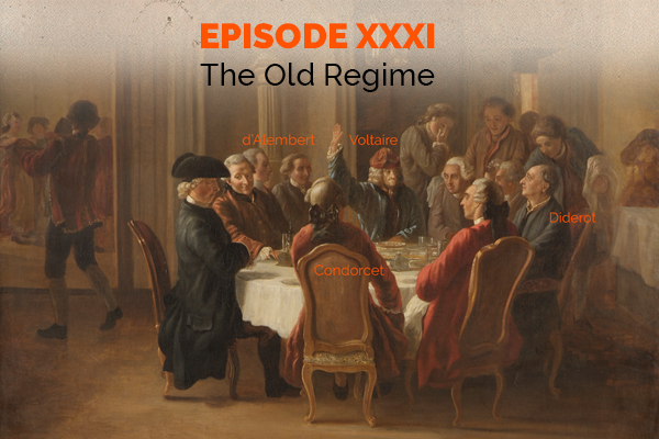 Clear and Present Danger podcast – Episode 31: The Old Regime