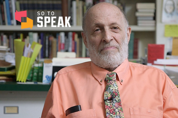 So to Speak podcast: 20 years of FIRE with co-founder Harvey Silverglate