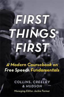 First Things First: A Modern Coursebook on Free Speech Fundamentals
