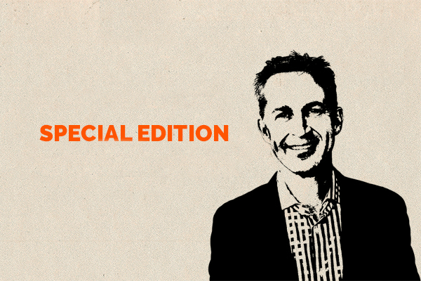 Clear and Present Danger: UN Special Rapporteur David Kaye (Special Edition)