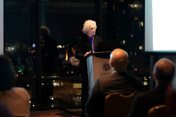Harvard professor and author Steven Pinker delivers the keynote address at FIRE's 2019 Faculty Conference in Boston.