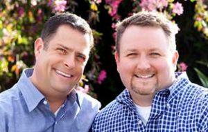 Robert Ingersoll & Curt Freed (credit: ACLU-WA)