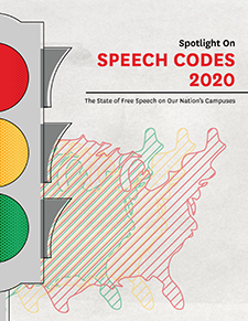 Spotlight on Speech Codes