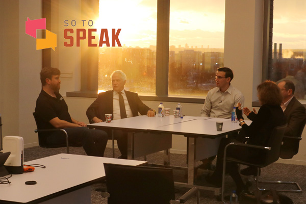 So to Speak podcast: The 100th episode, the state of free speech in America