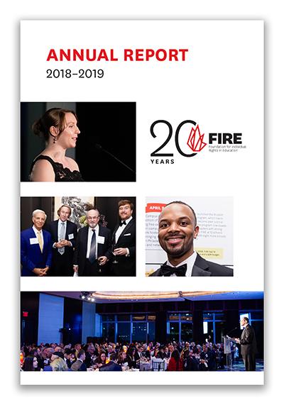 FIRE Annual Report