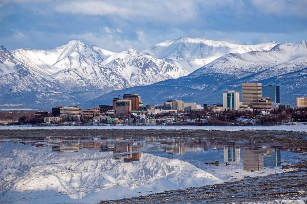 Anchorage, Alaska.