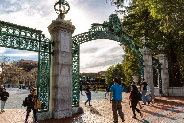 UC Berkeley Gate