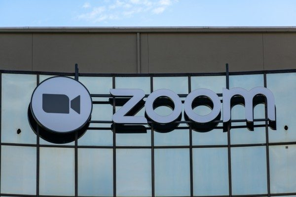 Zoom headquarters in San Jose California.