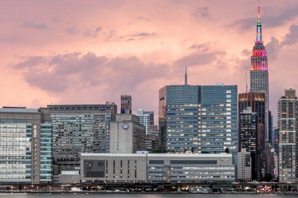 New York University's Langone Medical Center