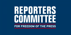 reporters committee logo