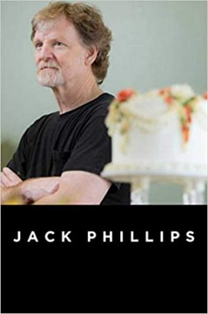 The cost of my faith: How a decision in my cake shop took me to the Supreme Court - book cover