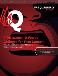 FIRE Spring Quarterly 2020