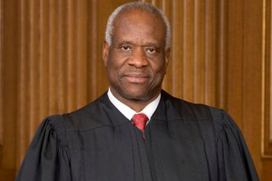 Official Clarence Thomas portrait
