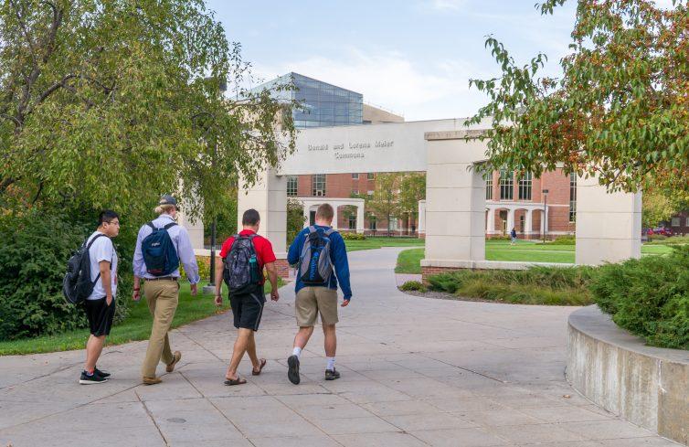 Meier Commons at the University of Nebraska-Lincoln.