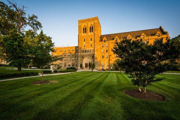 Catholic University campus