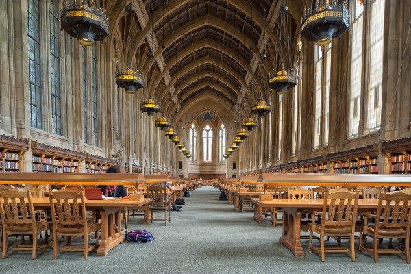 Suzzallo Library at the University of Washington