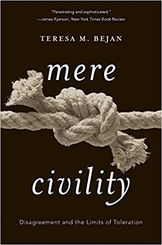 Cover of Mere Civility