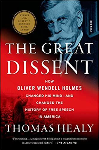 Cover to The Great Dissent