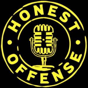 Honest Offense podcast artwork