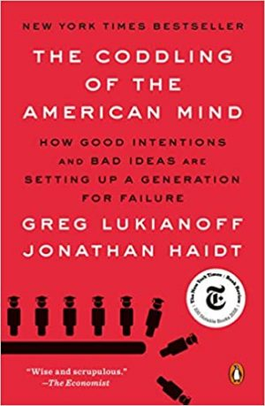 The Coddling of the American Mind cover