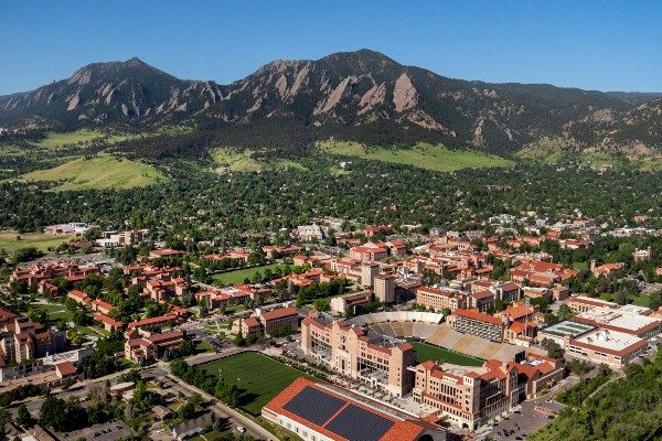 The University of Colorado Boulder is. the 55th institution in the country to earn FIRE's top rating for free speech.