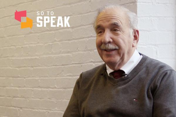 So to Speak podcast: David Goldberger, lead attorney in 'the Skokie case'