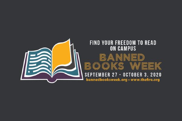 Banned and challenged books week 2020