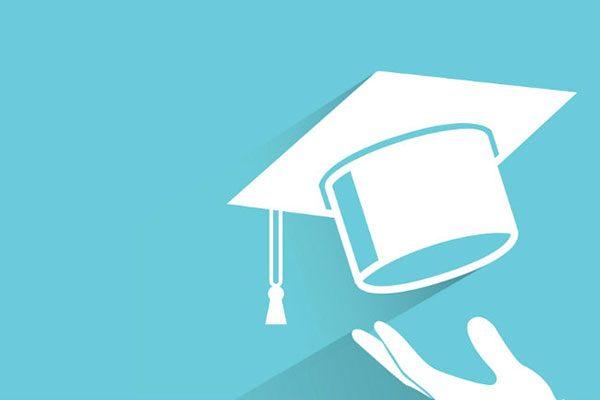 Alumni graduation cap