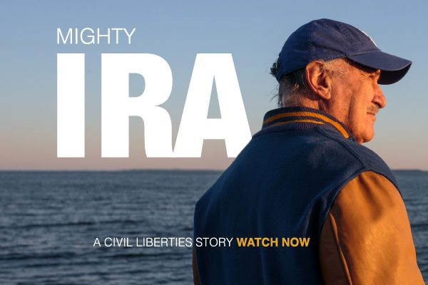 Mighty Ira Glasser documentary watch now horizontal