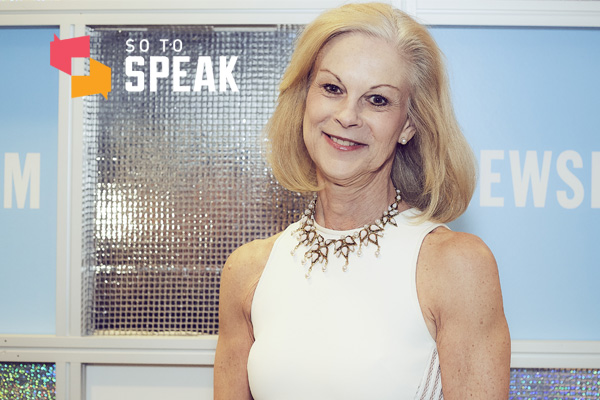 So to Speak podcast: Hugh M. Hefner First Amendment Awards with Christie Hefner