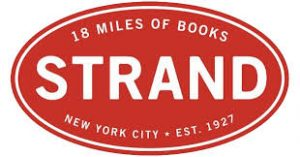 Strand book club logo