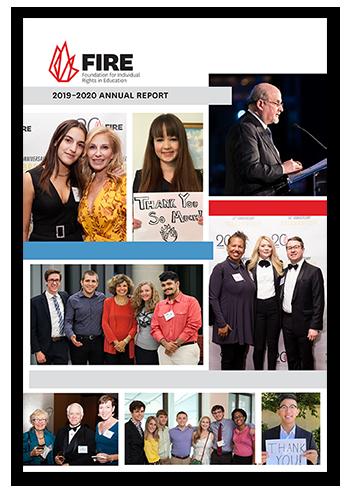 FIRE's Annual Report