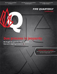 FIRE Quarterly Summer 2020