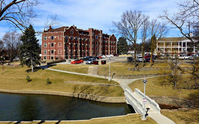 Doane University's campus.