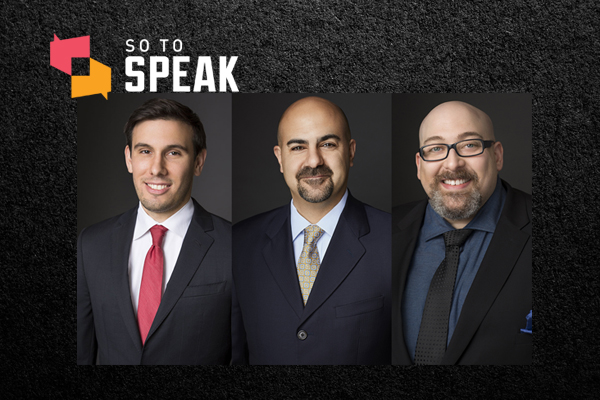So to Speak podcast: Campus mobs, heckler's vetoes, racial segregation, and a rogue student government!