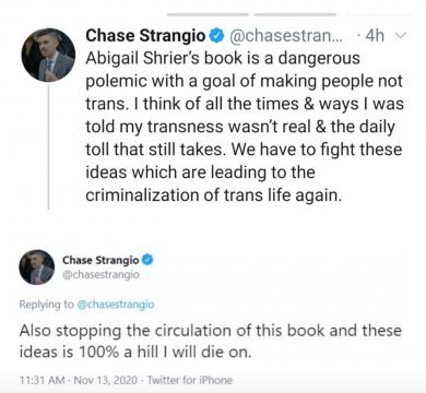 Chase Strangio tweets