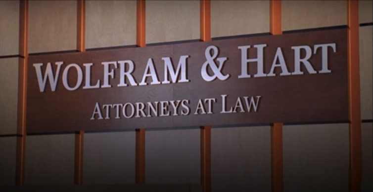 Wolfram & Hart: Attorneys at Law