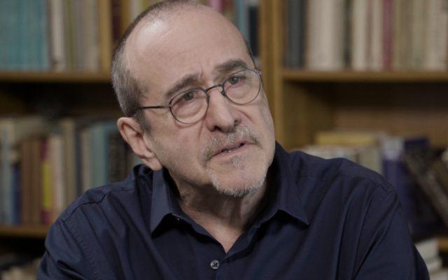 Headshot of Professor Mark Crispin Miller.