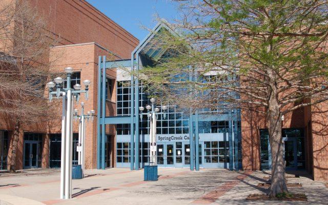 Collin College's Spring Creek campus in Plano, Texas.