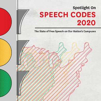 Spotlight on Speech Codes 2020