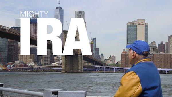 Ira Glasser of Mighty IRA