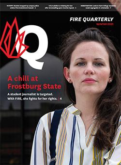 FIRE Winter Quarterly 2021
